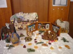 Výstava vánoční 2013