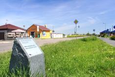 Cyklostezka Radim-Pečky