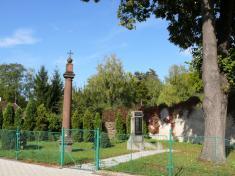 Pomník padlým v1.sv.v. amorový sloup